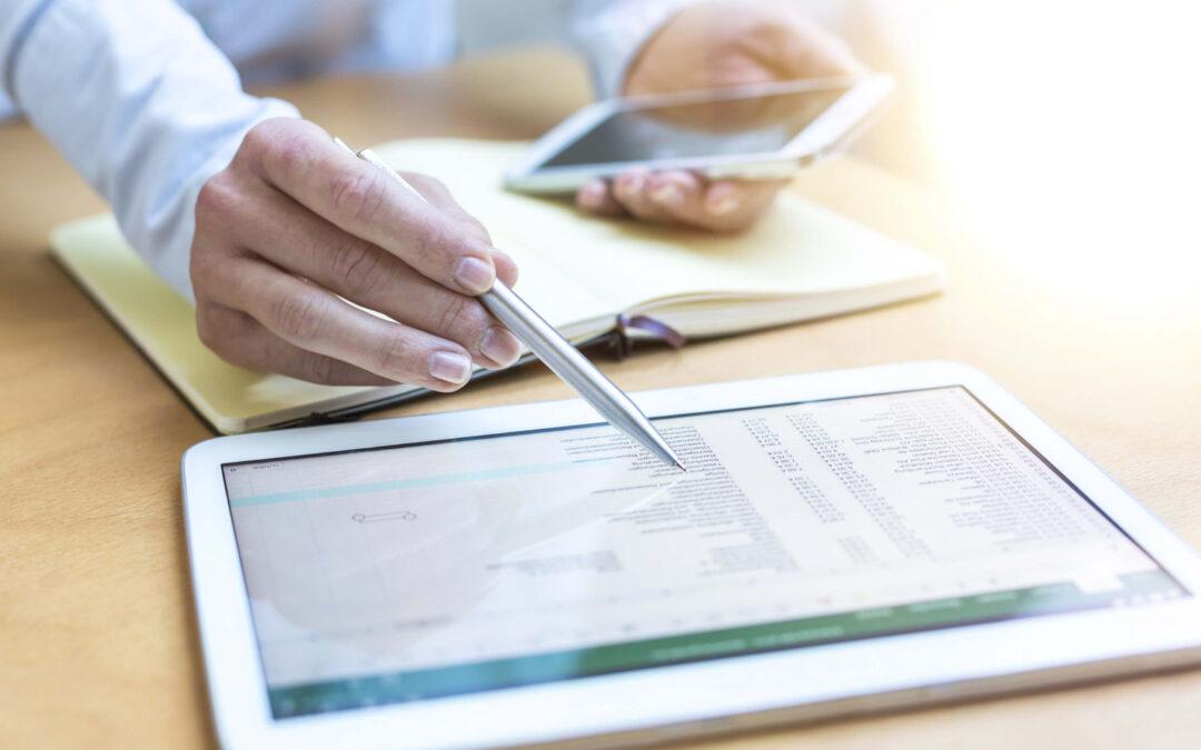 5 grunner til at du bør velge digitalt regnskap